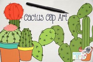 Cactus & Succulent Illustrations
