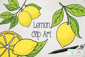 Lemon Illustrations