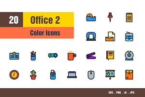 Office Icons #2