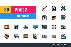 Print Icons #2
