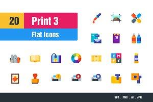 Print Icons #3