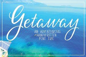 Getaway Font