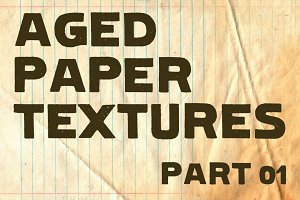 25 Aged Paper textures (01)