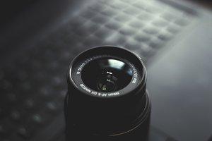 DSLR Camera Zoom Lens
