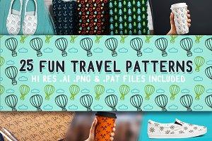 Fun Travel Patterns