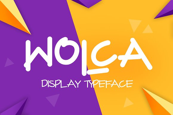 Wolca Display