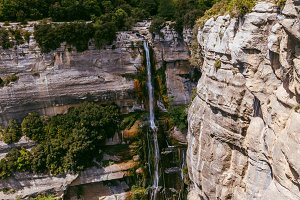 Waterfall of Rupit