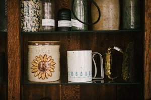 Stock Image Farmhouse Wares