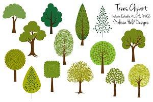 Tree Clipart 2