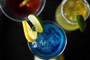 Daiquiri, Cocktail Medley