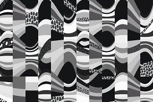 Pattern geometrics.