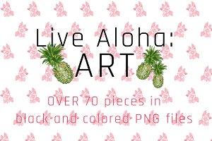 Live Aloha: Art