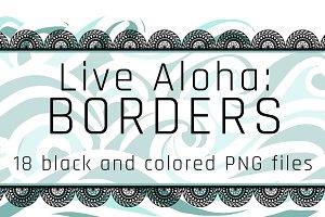 Live Aloha: Borders