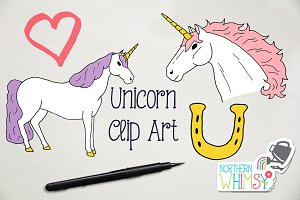 Unicorn Illustrations