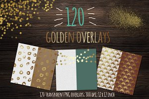 Gold Overlays