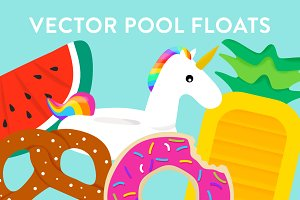 Vector Pool Floats