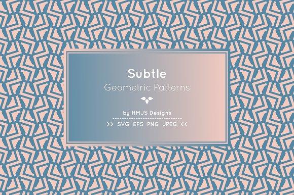 subtle geometric patterns graphic patterns creative market