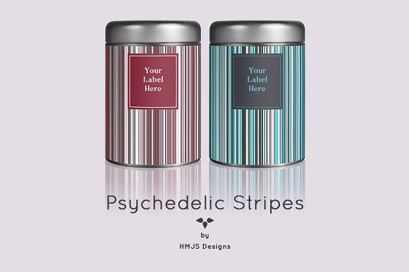 Psychedelic Stripes