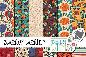 Fall Patterns - Sweater Weather