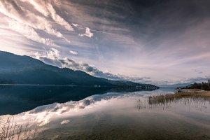 Panorama Lake / View