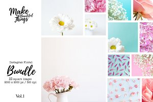 Instagram floral bundle