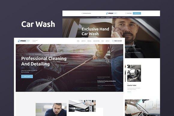 PrideCar Car Wash Auto Mechanic