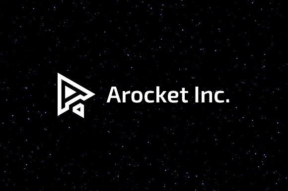 Arocket Inc. Logo in Logo Templates