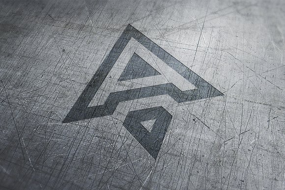 Arocket Inc. Logo in Logo Templates - product preview 3