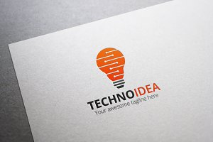 Techno Idea Logo