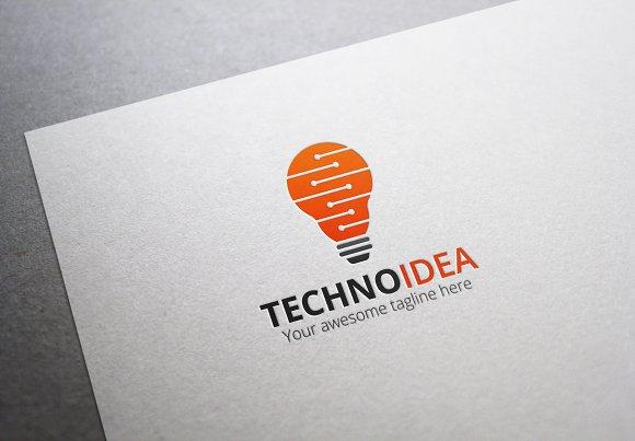 Techno Idea Logo