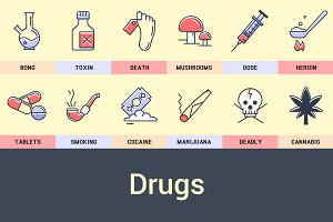 Drugs Icon