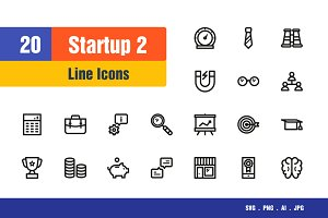 Startup Icons #2