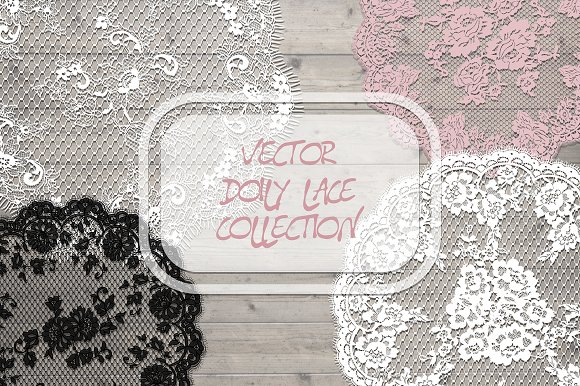 Doily Lace Mini Collection