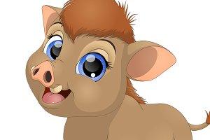 funny little hog
