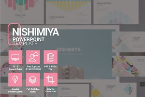NISHIMIYA - MULTIPURPOSE POWERPOINT