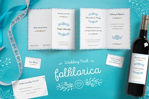 folklorica - Wedding Suite [print]