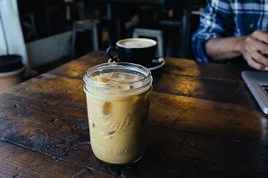 Coffee, Vertical