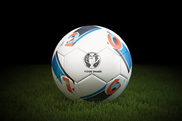 Soccer Ball Mockup Product Mockups Creative Market Magnificent Decorate Your Own Soccer Ball