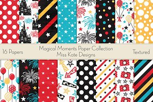 Magical Moments Paper Collection