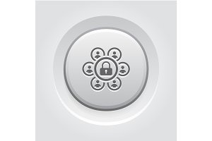 Group Security Icon