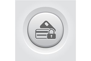 Secured Credit Card Icon