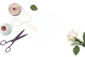 flower setting header