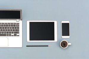 responsive web design header
