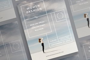 Posters | Women Fashion