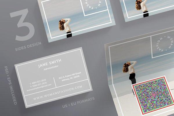 Business Cards | Women Fashion