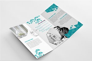 Toska Trifold Template