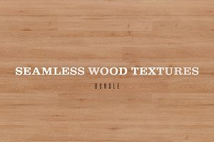 Seamless Wood Textures Bundle