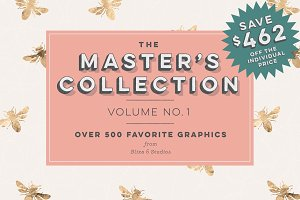 The Master's Collection: Vol. 1