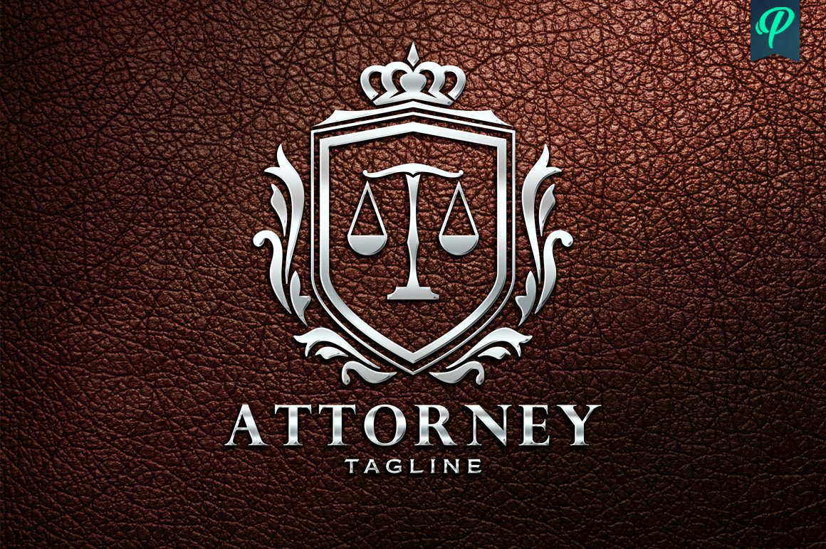 Attorney Lawyer Logo Template Logo Templates Creative