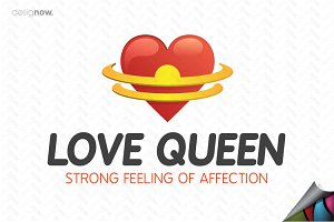 Love Queen Logo
